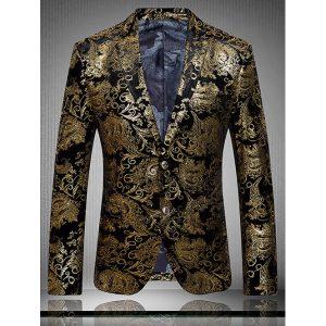 Men's Long Sleeve Blazer