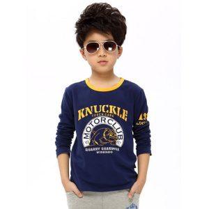 Neck Boy's T-Shirt